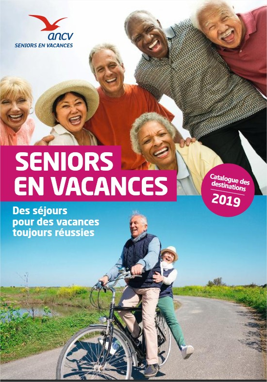 Catalogue Seniors en Vacances 2019
